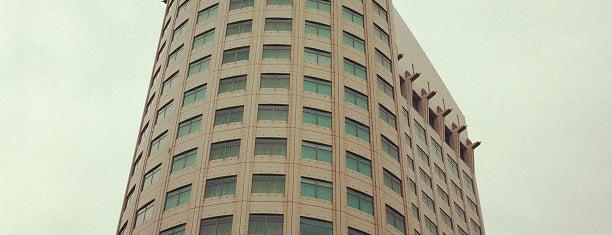 ホテル ザ・マンハッタン is one of 高層ビル@首都圏.