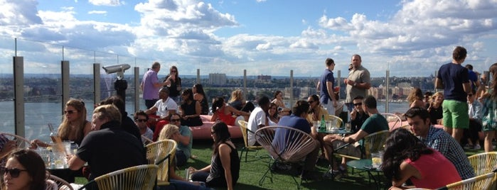 Le Bain is one of NYC's Best Rooftops.
