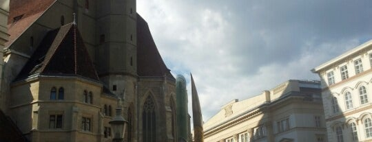 Minoritenkirche is one of Wien.