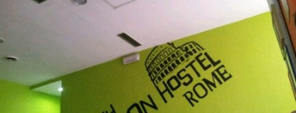 Youth Station Hostel is one of Roma LGBT.