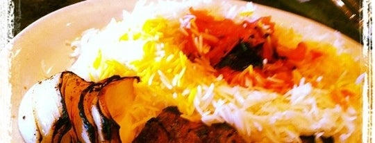 Shamshiri Grill is one of Vegetarian Friendly Faves.