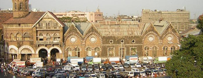 Crawford Market is one of Mumbai, India.
