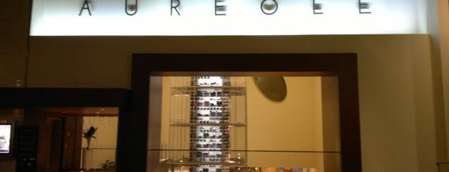 Aureole is one of Vegas.