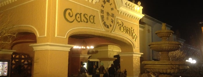 Casa Bonita is one of Bizarre Restaurants.