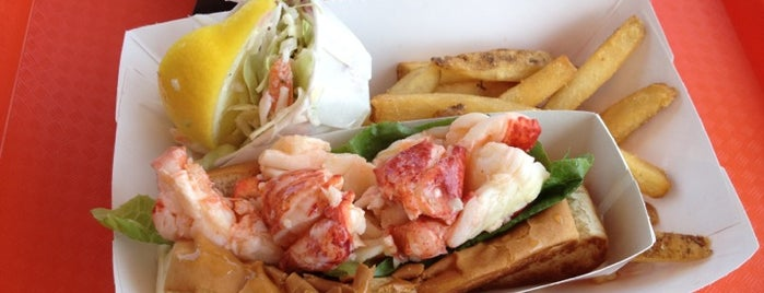 Portland Lobster Company is one of Ultimate Summertime Lobster Rolls.