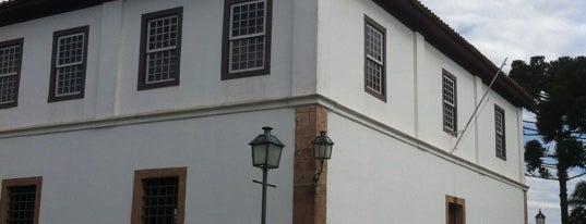 Câmara Municipal / Museu de Armas is one of Curitiba.