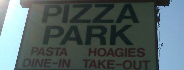 Vincent's Pizza Park is one of Favorite place's.