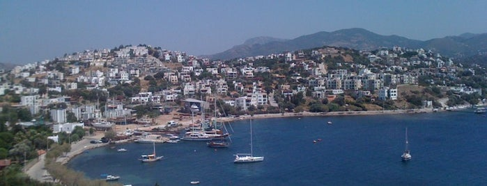 Yalıkavak Sahil is one of Bodrum.
