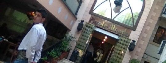 Piccolo Mondo is one of Bucharest.