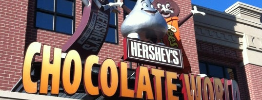 Hershey's Chocolate World is one of America Road Trip!.