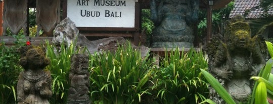 Neka Art Museum is one of Indonesia.