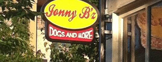 Jonny B'z Dogs & More is one of Lieux sauvegardés par Anthony.