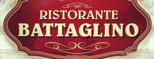 Battaglino is one of Osterie senza Insegne.