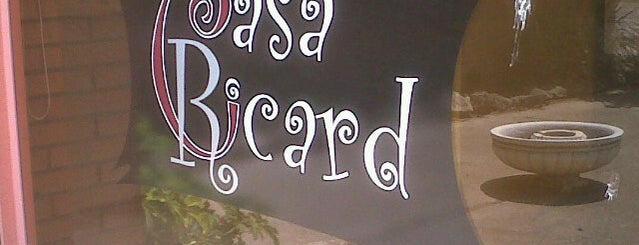 Casa Ricard is one of Restaurants habituals i recomenats.
