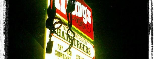 Wendy's is one of สถานที่ที่ Chris ถูกใจ.