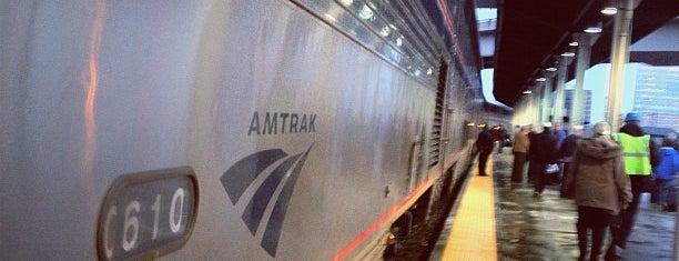 Denver Amtrak (DEN) is one of Arches Nat'l.