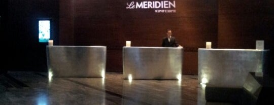 Le Méridien Bangkok is one of Hotels.