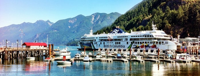 Horseshoe Bay Ferry Terminal is one of Vancouver.