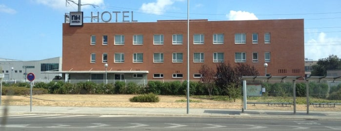 NH Hotel Sant Boi is one of Yves's Liked Places.