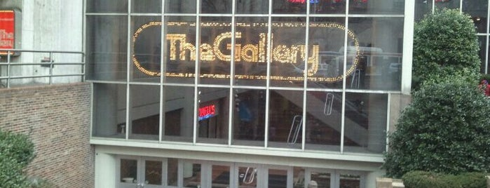 The Gallery at Market East is one of Philadelphia.