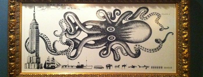 Le Kraken is one of Geneva's Nightlife.