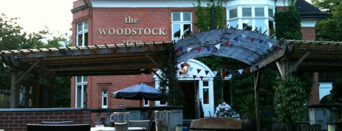 The Woodstock is one of Bora 님이 좋아한 장소.