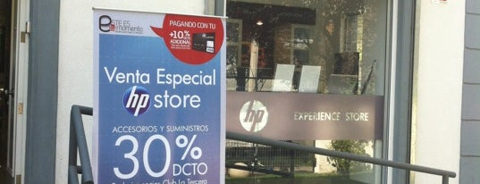 HP Store Providencia is one of Por ai... em Santiago (Chile).