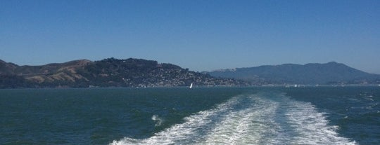 Ferry to Sausalito is one of San Francisco.