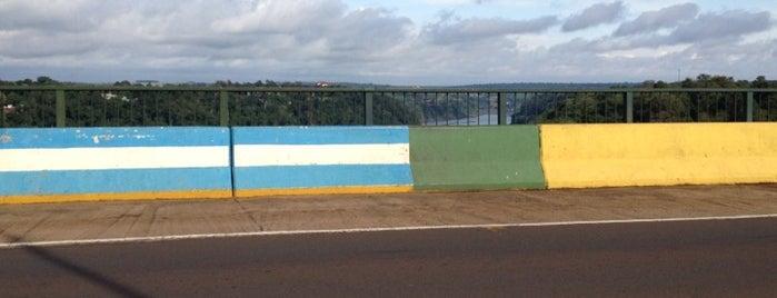 Centro de Fronteras (Puerto Iguazú - Foz de Iguazú) is one of Posti salvati di Jane.