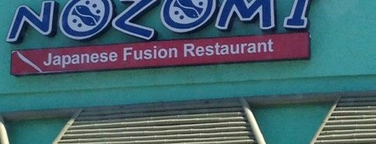Nozomi is one of Tempat yang Disimpan Ed.