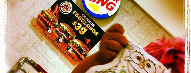 Burger King is one of Marco'nun Beğendiği Mekanlar.