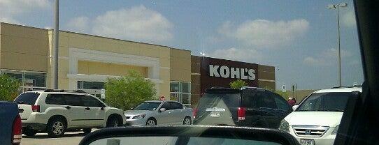 Kohl's is one of Lieux qui ont plu à Brandon.