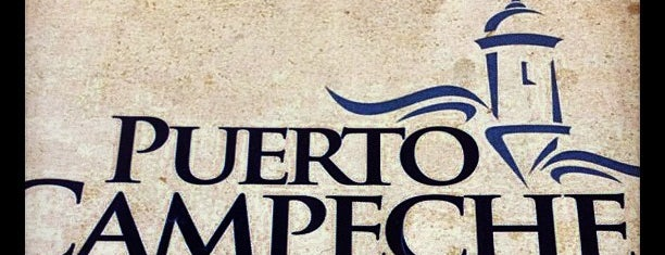Puerto Campeche is one of Posti salvati di Carlos.
