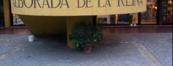 Centro Comercial Alborada De La Reina is one of สถานที่ที่ Zaira ถูกใจ.
