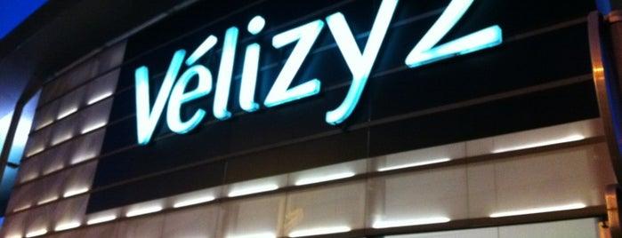 Westfield Vélizy 2 is one of Lieux qui ont plu à Jules.