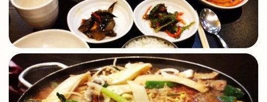 Hanabi Korean Japanese Cuisine is one of สถานที่ที่บันทึกไว้ของ Denea.