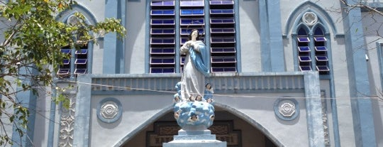 Immaculate Conception Cathedral is one of Filipinler-Manila ve Palawan Gezilecek Yerler.