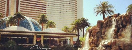 The Mirage Hotel & Casino is one of All-time favorites in United States (Part 1).