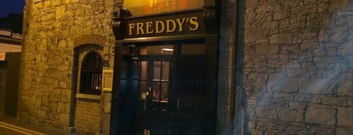 Freddy's Bistro is one of Future sites.