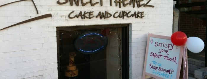 Sweet Themez Cake & Cupcake is one of DC.