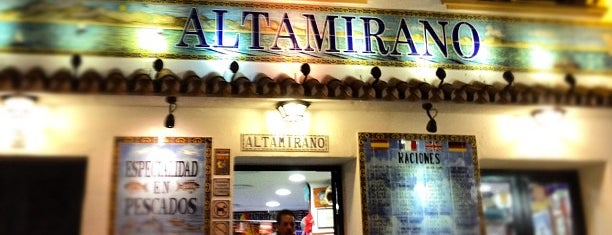 Altamirano is one of Marbella.