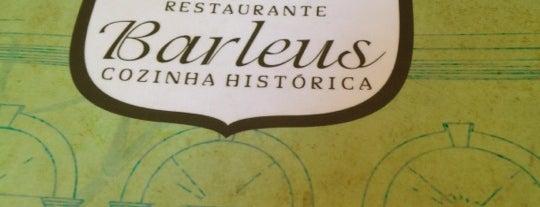 Restaurante Barleus is one of Restaurantes.