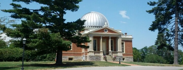Cincinnati Observatory Center is one of Mikaela's Liked Places.