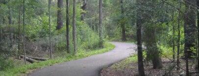 Randolph Park Trails is one of Lieux sauvegardés par Katie.
