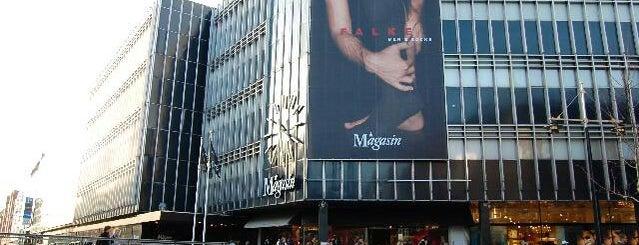 Magasin is one of Aarhus.