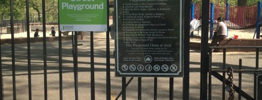 Central Park - Mariners' Gate Playground is one of The Great Outdoors NY.