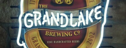Grand Lake Brewing Co. is one of Colorado Breweries.