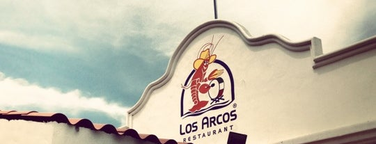 Los Arcos is one of Lugares favoritos de Alejandro.