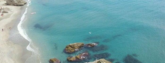 Playa El Playazo is one of Malaga, Spain.