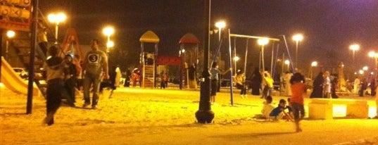 Al Salam Park is one of Jeddah.
